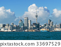 Auckland city skyline, New Zealand 33697529