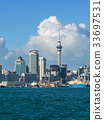 Auckland city skyline, New Zealand 33697531