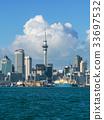 Auckland city skyline, New Zealand 33697532