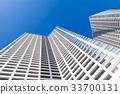 塔公寓和藍天 33700131