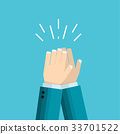 hands, vector, hand 33701522