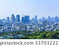 오사카 도시 풍경 33703222