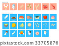 食物過敏變態反應原成份例證 33705876