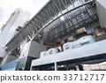 kyoto station, clear, sky 33712717