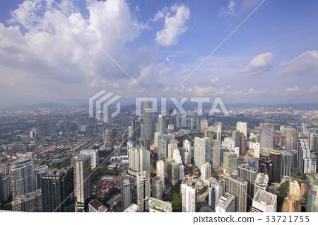 페트로나스트윈타워,콸라룸푸르,말레이시아 33721755