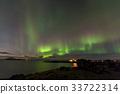 미바튼호수, 아이슬란드, 야경 33722314