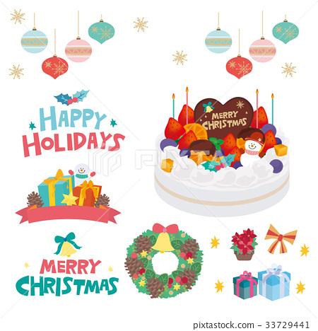 聖誕時節 聖誕節 耶誕 33729441