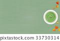 抹茶和楓葉背景(16:9) 33730314