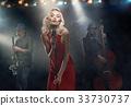 歌手 爵士乐 唱 33730737