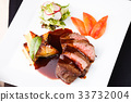 Beef fillet with potato 33732004