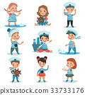 水手 孩子 兒童 33733176