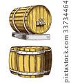 barrel wooden wine 33734464