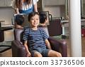 髮廊 孩子 小孩 33736506