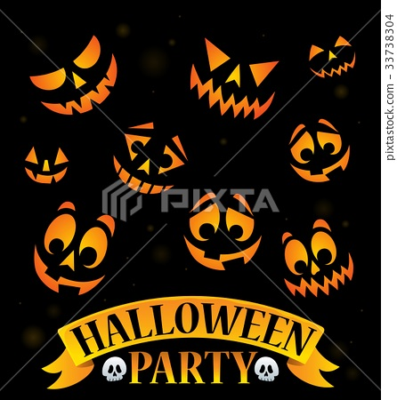 Halloween party sign topic image 7 33738304