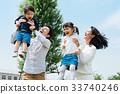 ครอบครัว,คน,ผู้คน 33740246