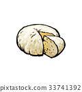 奶酪 芝士 向量 33741392