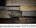 Wooden stack with bad condition 33741999