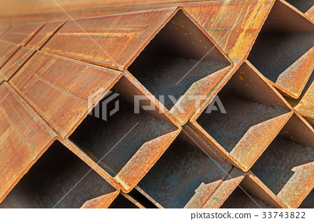 Square steel pipes 33743822