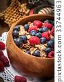 樹莓 藍莓 漿果 33744963