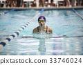 游泳 游泳比赛 游泳池 33746024