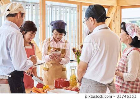 高級烹飪班 33746353