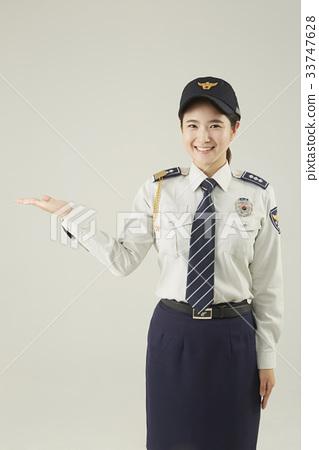 경찰,직업인 33747628