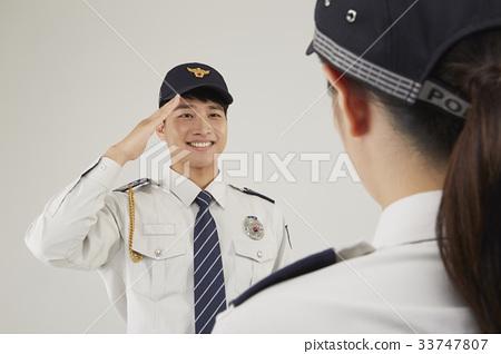경찰,직업인 33747807