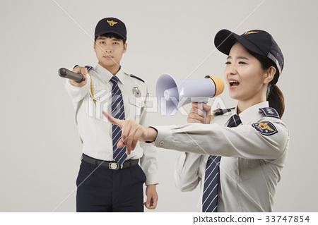 경찰,직업인 33747854