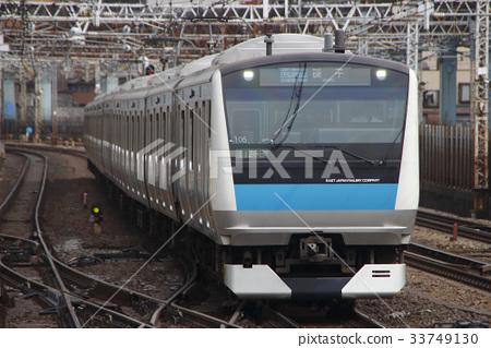 京滨东北线E233列车 33749130