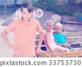boy, standing, portrait 33753730