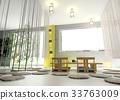restaurant, store, interior 33763009