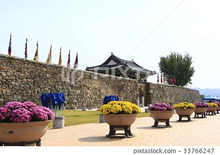 진남문,서산해미읍성(사적116호),서산시,충남 33766247