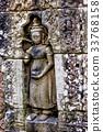 ancient, bas, relief 33768158