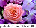 colorful flower bouquet 33770883