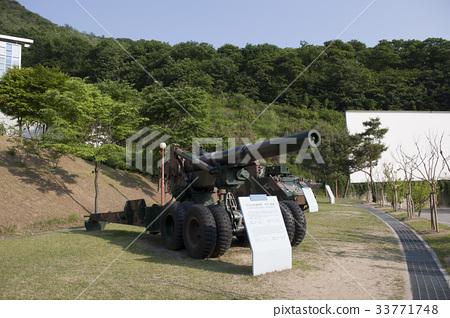 곡사포,자유수호평화박물관,동두천시,경기도 33771748