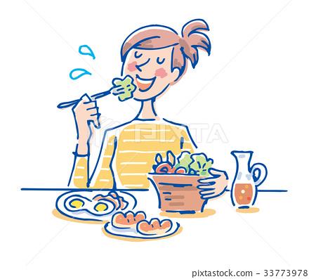 dietary, meal, breakfast 33773978