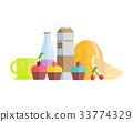 food vector illustration 33774329