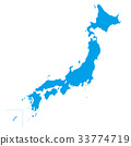 map, of, japan 33774719