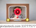 tv, play, child 33777577