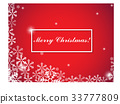 christmas, background, vector 33777809