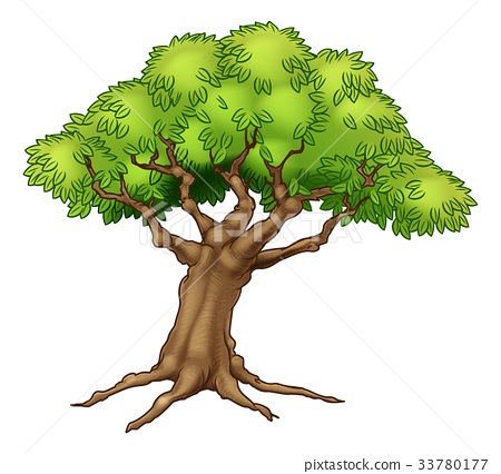 Cartoon Tree Stock Illustration 33780177 Pixta Are you searching for cartoon tree png images or vector? https www pixtastock com illustration 33780177