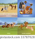 Equestrian Sport Design Concept 33787028
