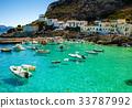 levanzo, italy, island 33787992