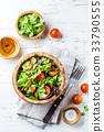 salad, tomato, dish 33790555