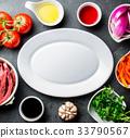 洋葱 蔬菜 西红柿 33790567