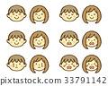 臉部 臉 美顏 33791142