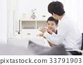 선생님,초등학생,교육,과외,가정교사 33791903