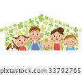 ครอบครัว,ยิ้ม,รอยยิ้ม 33792765