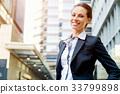 女企业家 女性白领 女商人 33799898