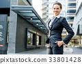 女企业家 女性白领 女商人 33801428